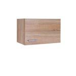 Küchen-Kurzhängeschrank ROM - 1-türig - 60 cm breit, 32 cm hoch - Eiche Sonoma