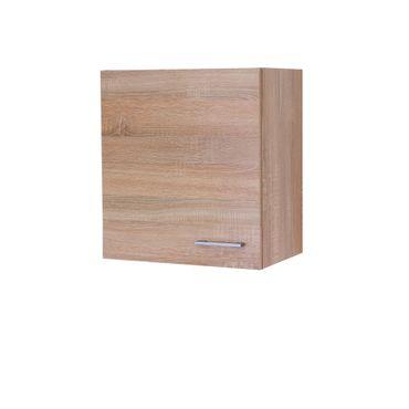 Küchen-Hängeschrank ROM - 1-türig - 50 cm breit - Eiche Sonoma