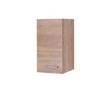 Küchen-Hängeschrank ROM - 1-türig - 30 cm breit - Eiche Sonoma