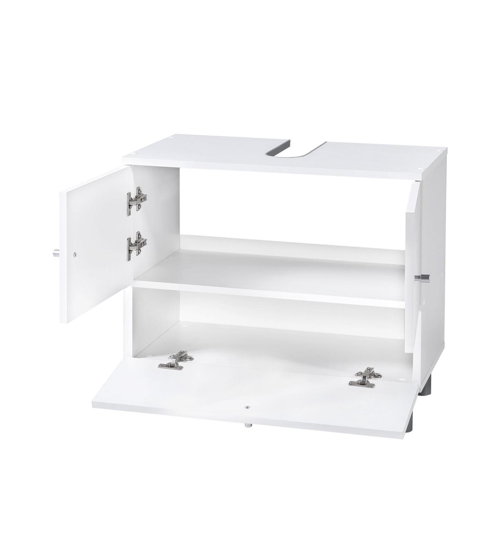 bad waschbeckenunterschrank lindau 2 t rig 1 klappe. Black Bedroom Furniture Sets. Home Design Ideas