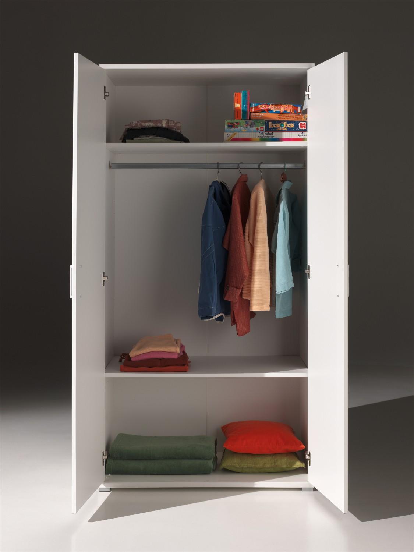 jugendzimmer milan komplett mit einzelbett. Black Bedroom Furniture Sets. Home Design Ideas