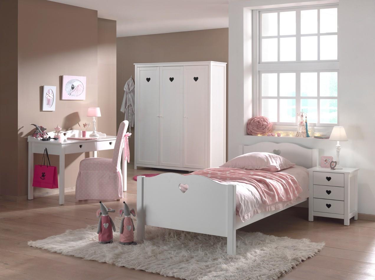 Jugendzimmer Amori Komplett Mit Einzelbett Kleiderschrank 3