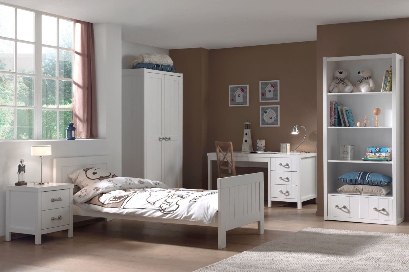 kleiderschrank lewis 2 t rig wei kinder jugendzimmer kleiderschr nke. Black Bedroom Furniture Sets. Home Design Ideas