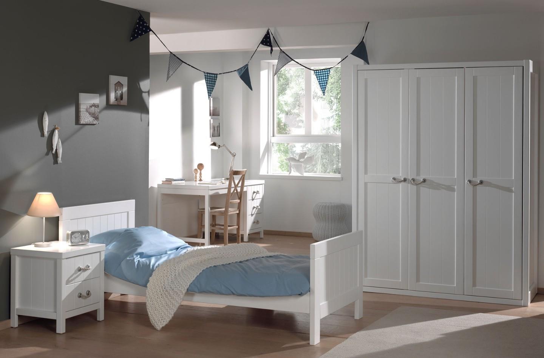 jugendzimmer lewis komplett mit einzelbett kleiderschrank 3 t rig schreibtisch und. Black Bedroom Furniture Sets. Home Design Ideas