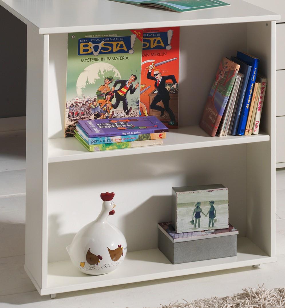 funktions hochbett pino mit schreibtisch kiefer wei. Black Bedroom Furniture Sets. Home Design Ideas