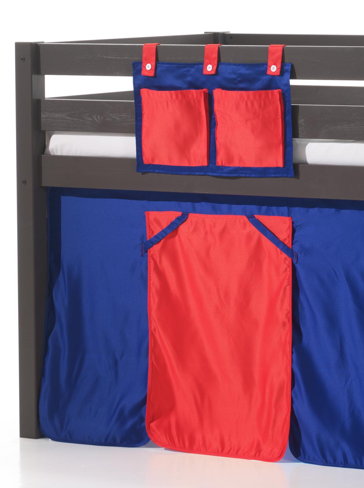 spielbett pino domino liegefl che 90 x 200 cm kiefer. Black Bedroom Furniture Sets. Home Design Ideas