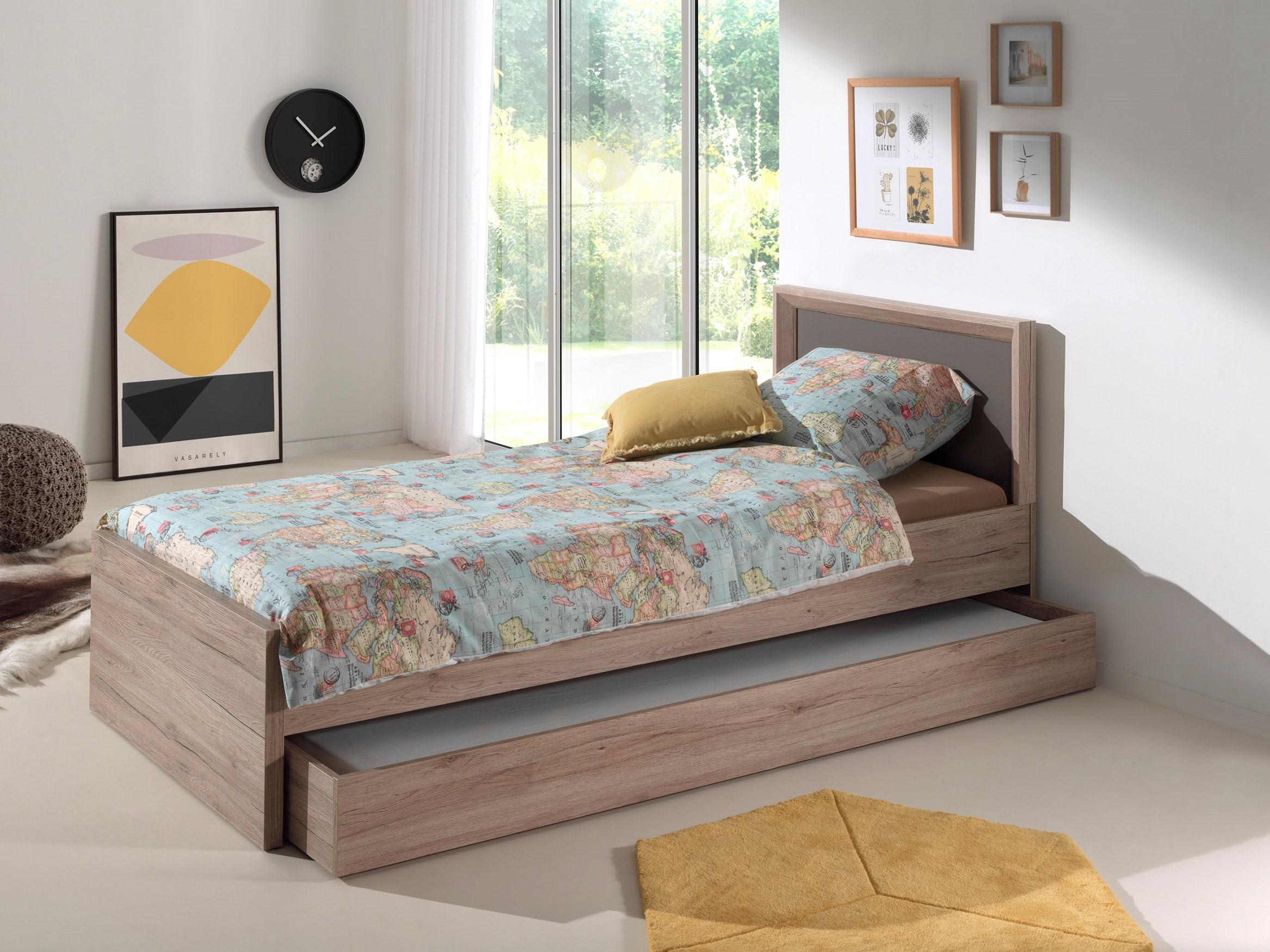jugendzimmer emma komplett mit einzelbett und bettschublade kinder jugendzimmer jugendzimmer. Black Bedroom Furniture Sets. Home Design Ideas