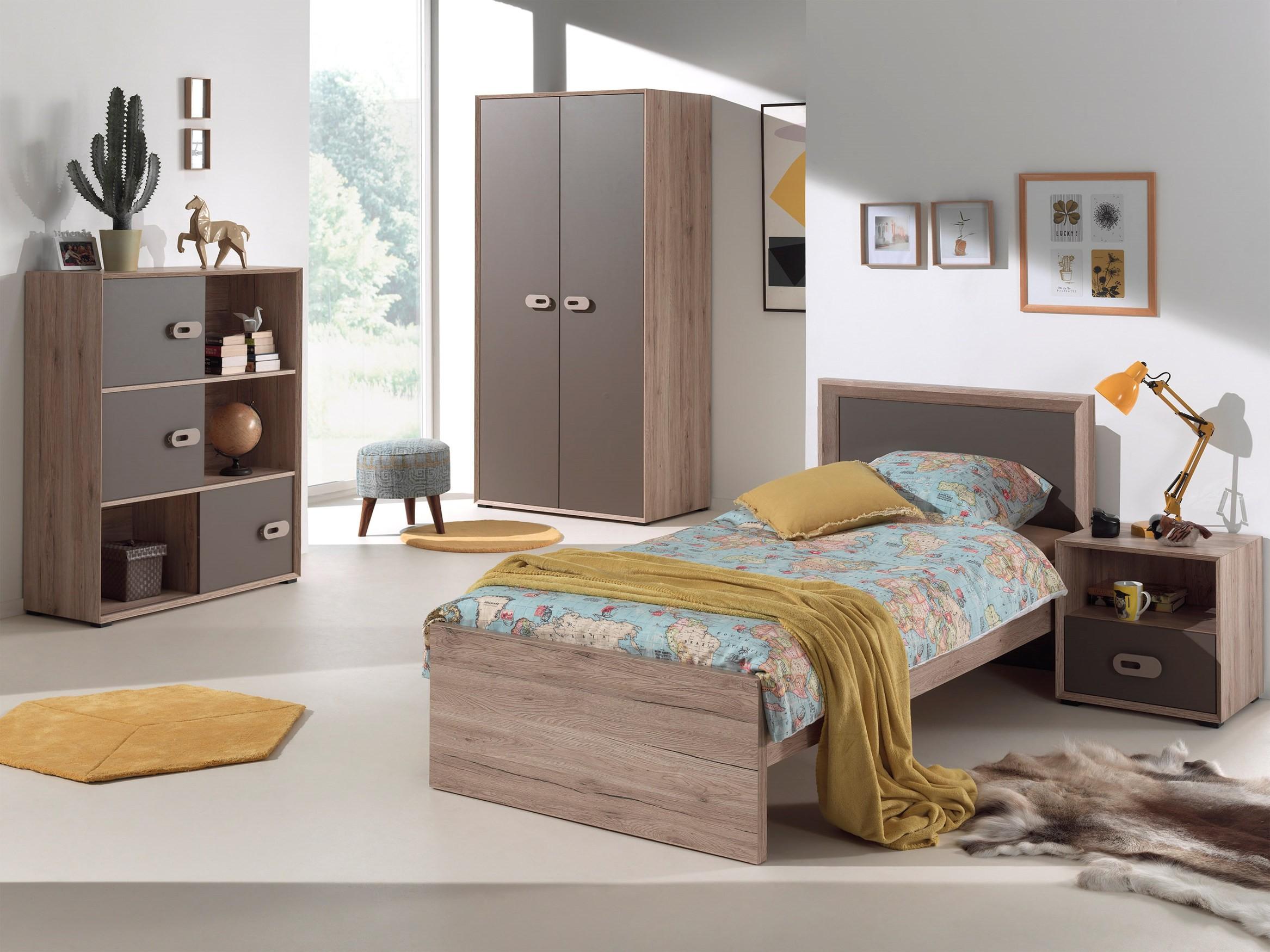 jugendzimmer emma 4 teilig mit raumteiler regal kinder jugendzimmer jugendzimmer sets. Black Bedroom Furniture Sets. Home Design Ideas