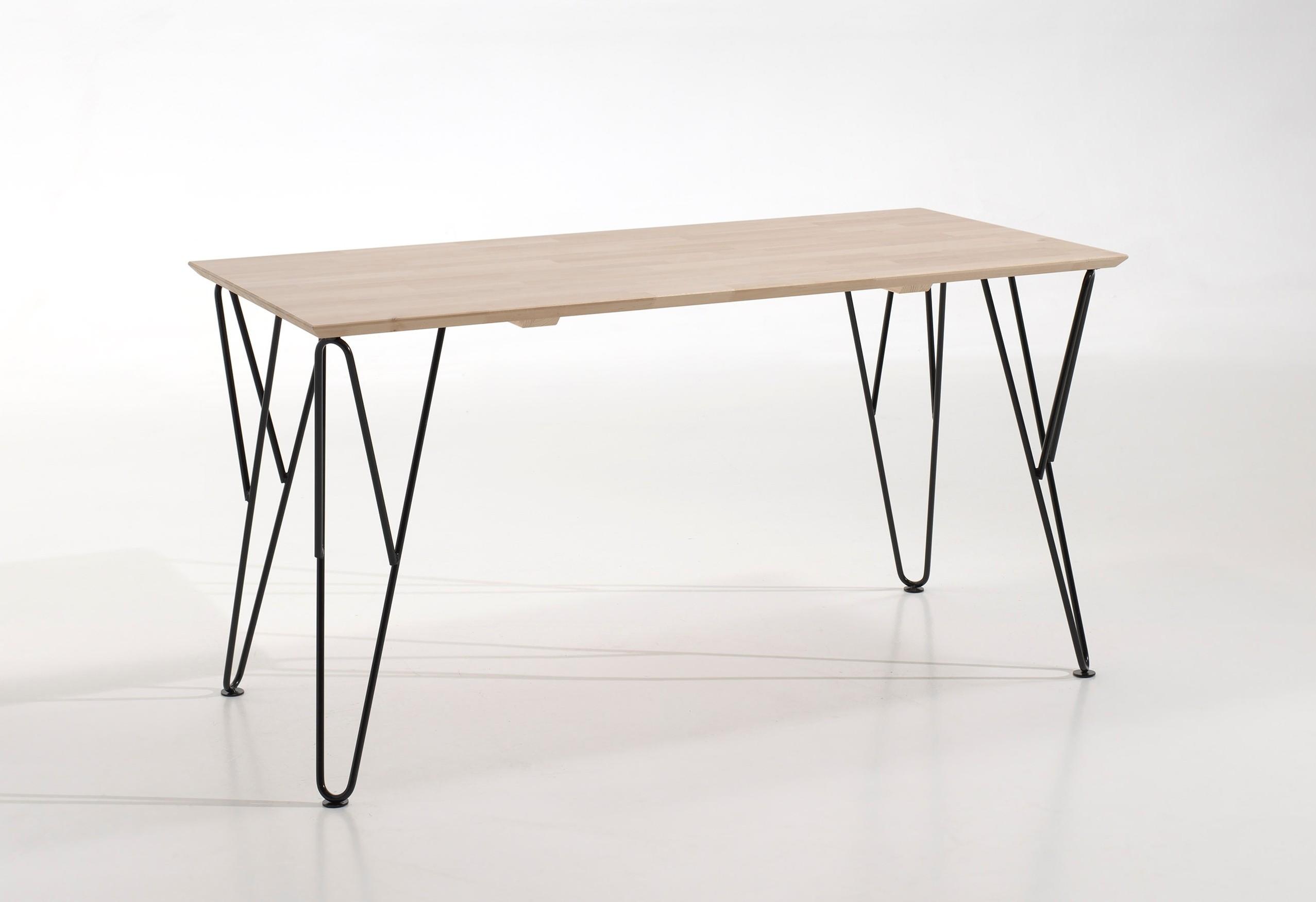 Schreibtisch william 150 cm breit birke natur kinder for Schreibtisch 150 cm breit