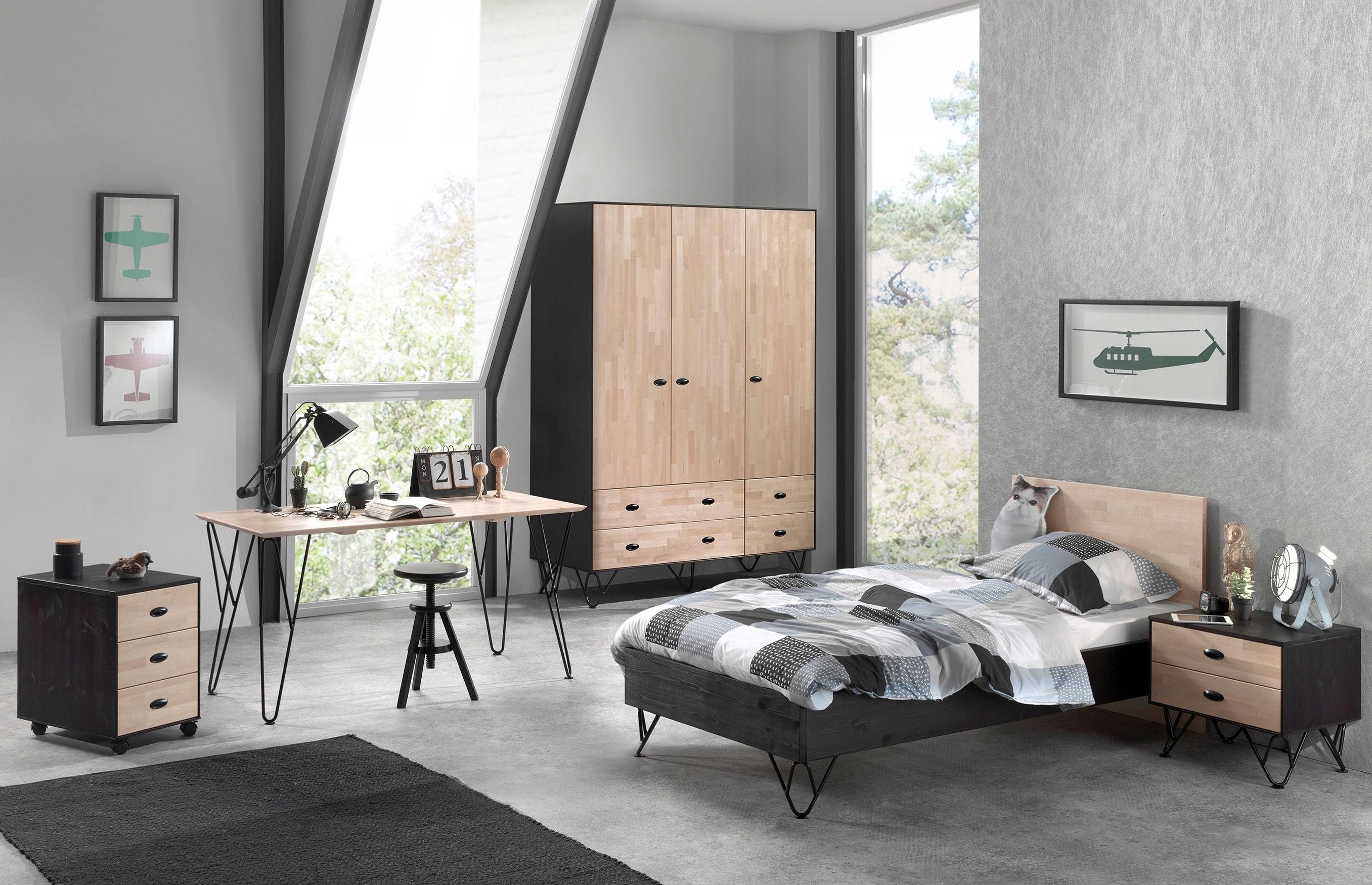 Möbel-Günstig.de - WILLIAM - Coole Jugendzimmer