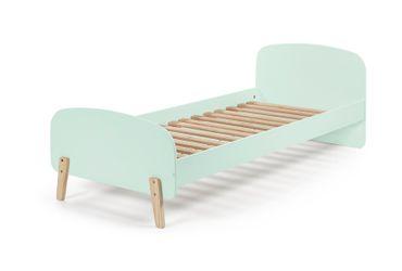 Einzelbett KIDDY - Liegefläche 90 x 200 cm - Mint-Grün