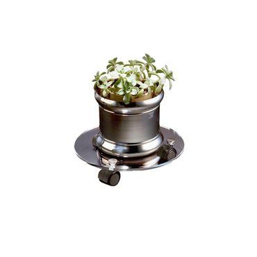 Blumenroller NEW YORK - 30 cm Durchmesser - Acrylglas