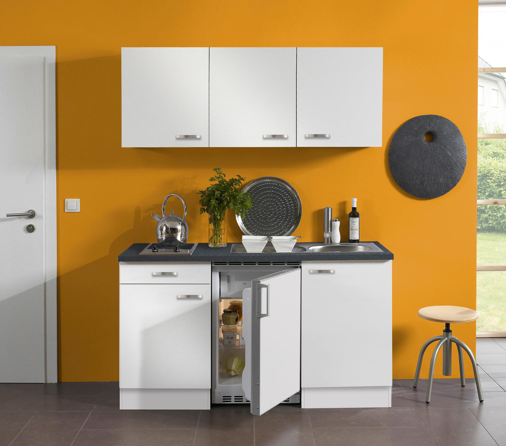 singlek che granada mit glaskeramik kochfeld 8 teilig. Black Bedroom Furniture Sets. Home Design Ideas