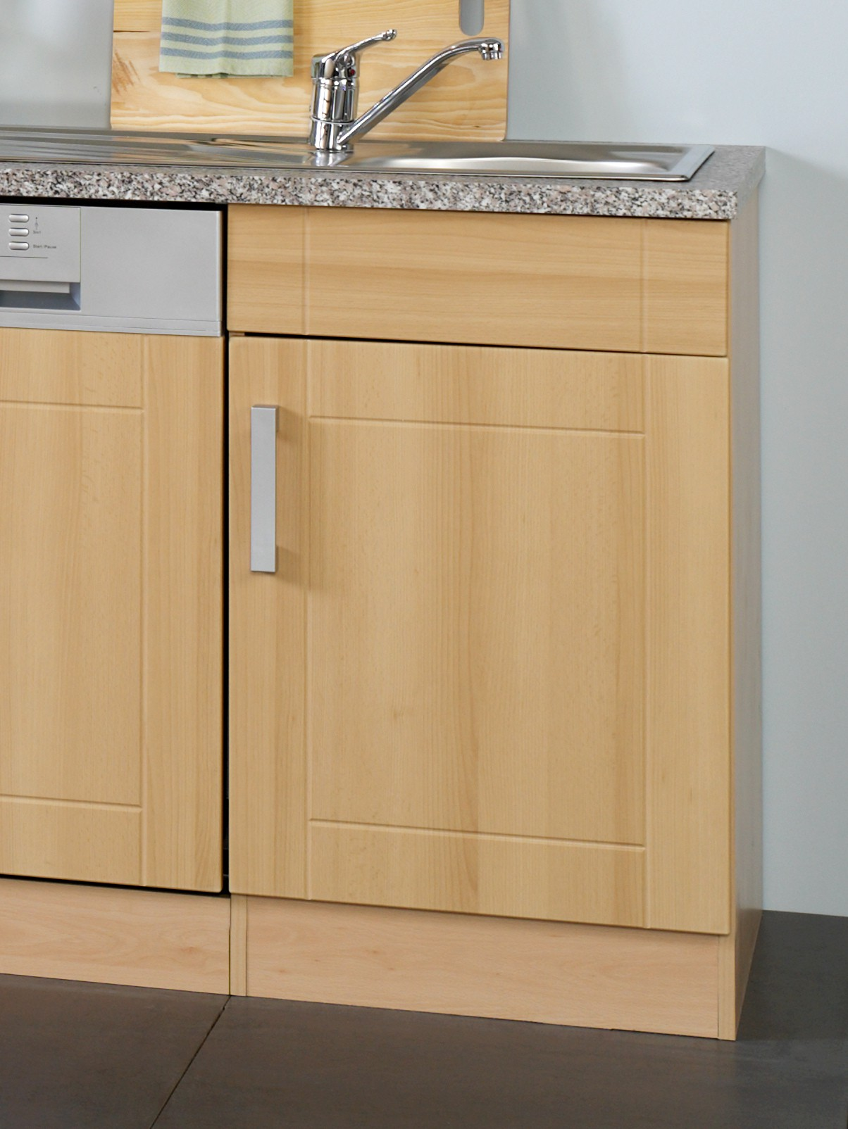 Kuchenzeile varel kuchen leerblock breite 280 cm for Küchenzeile ratenkauf