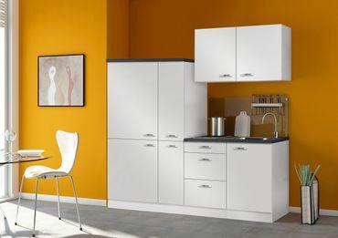 Miniküche 1 M Mit Kühlschrank : Miniküchen singleküchen pantryküchen finden moebel