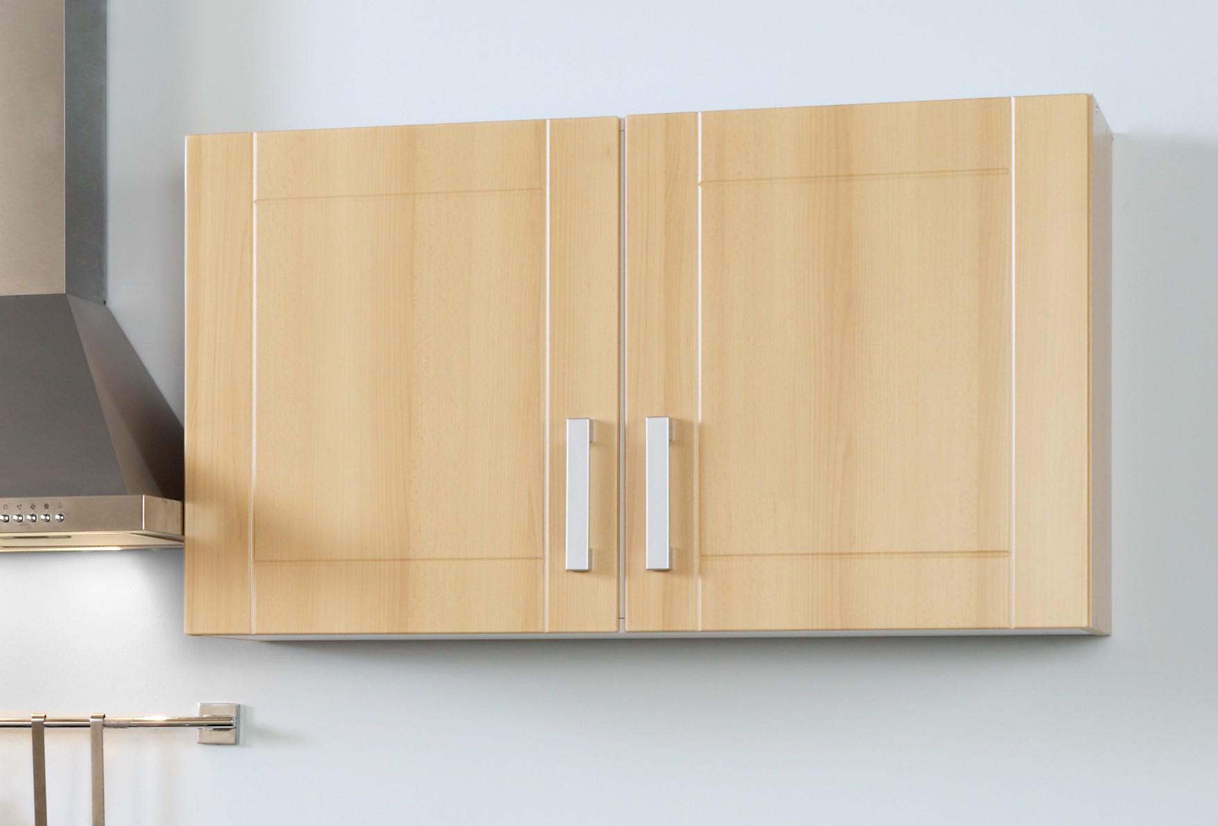 k chenzeile varel k chen leerblock breite 210 cm buche k che k chenzeilen. Black Bedroom Furniture Sets. Home Design Ideas