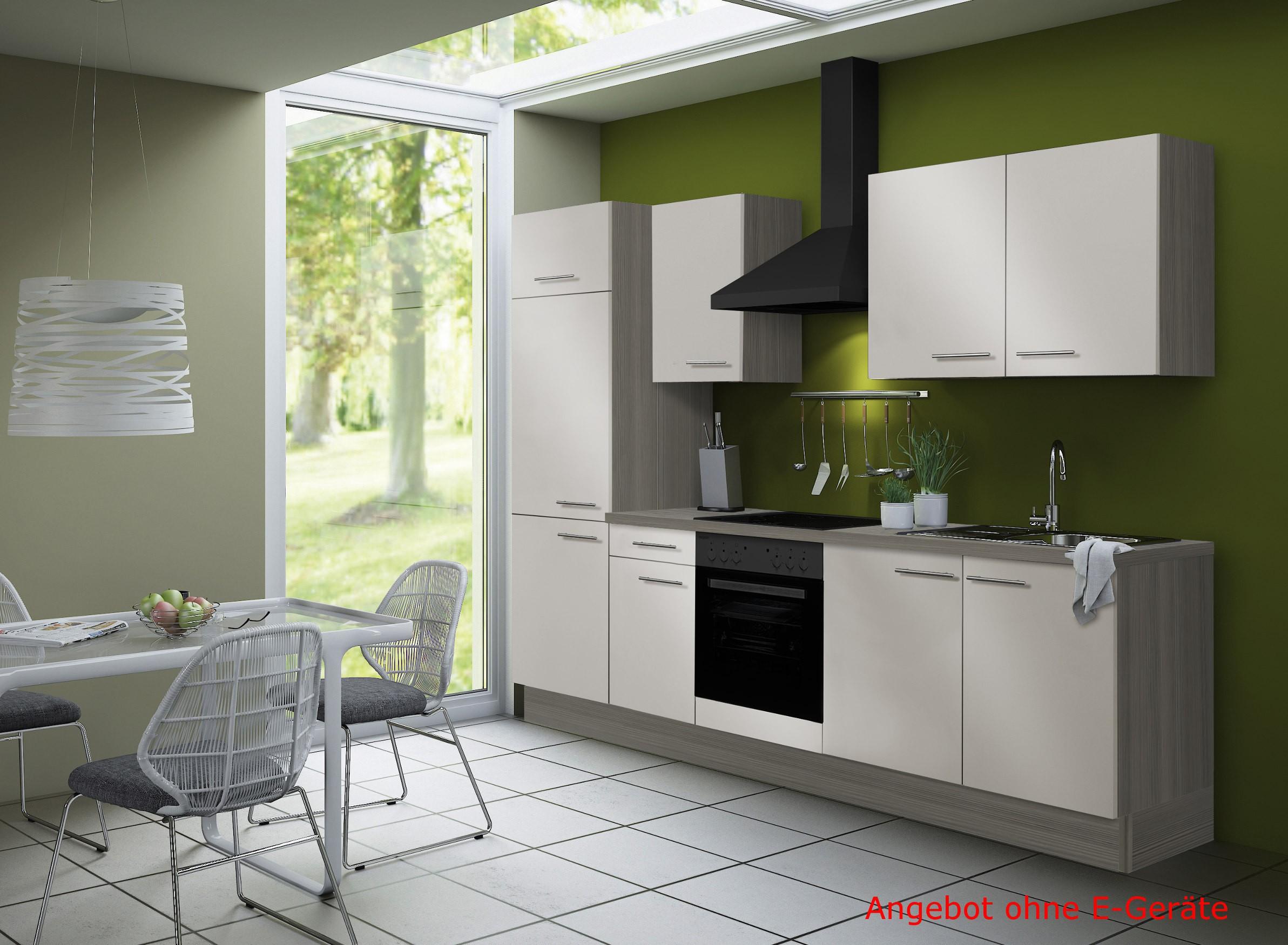 k chenzeile cadiz vario 2 k chen leerblock breite 270 cm beige k che k chenzeilen. Black Bedroom Furniture Sets. Home Design Ideas