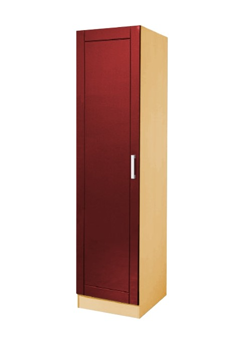 k chen hochschrank varel 1 t rig 50 cm breit hochglanz bordeaux rot k che k chen hochschr nke. Black Bedroom Furniture Sets. Home Design Ideas