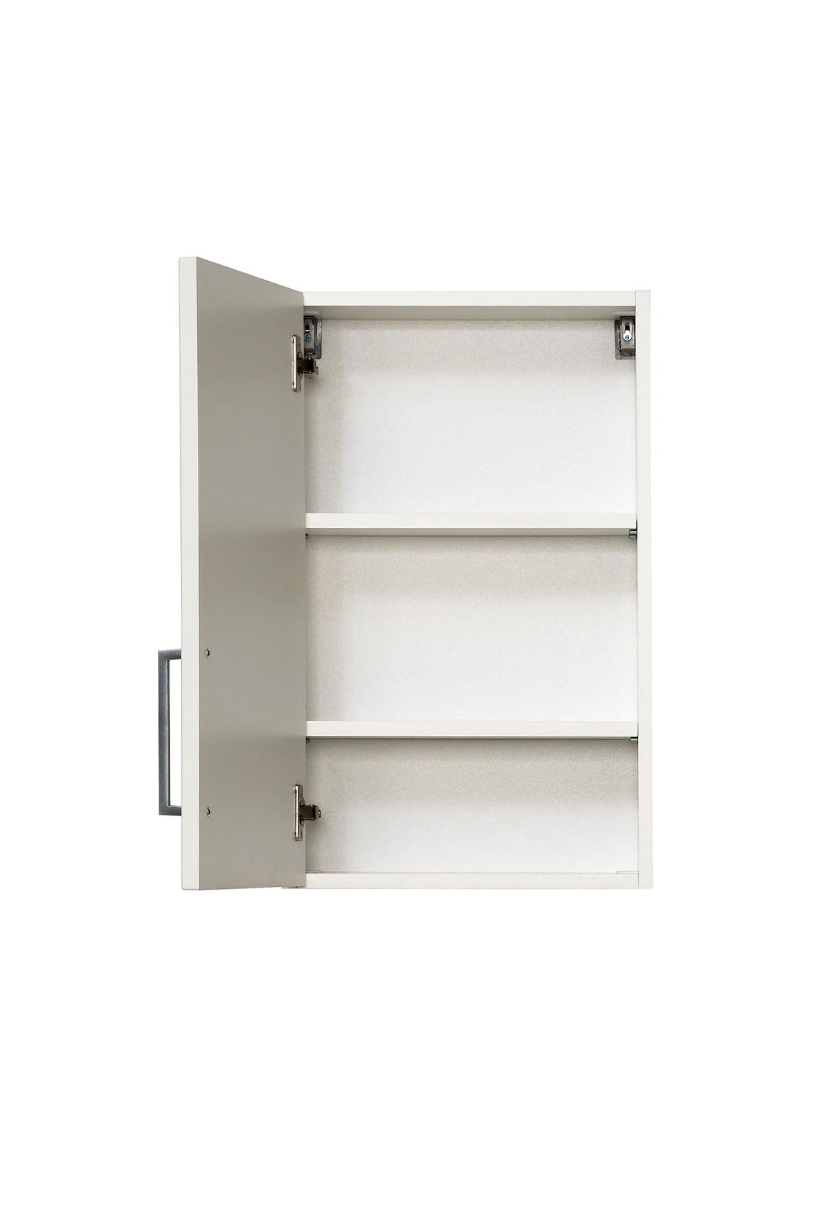 bad h ngeschrank barolo 1 t rig 40 cm breit wei matt 4250163767968 ebay. Black Bedroom Furniture Sets. Home Design Ideas