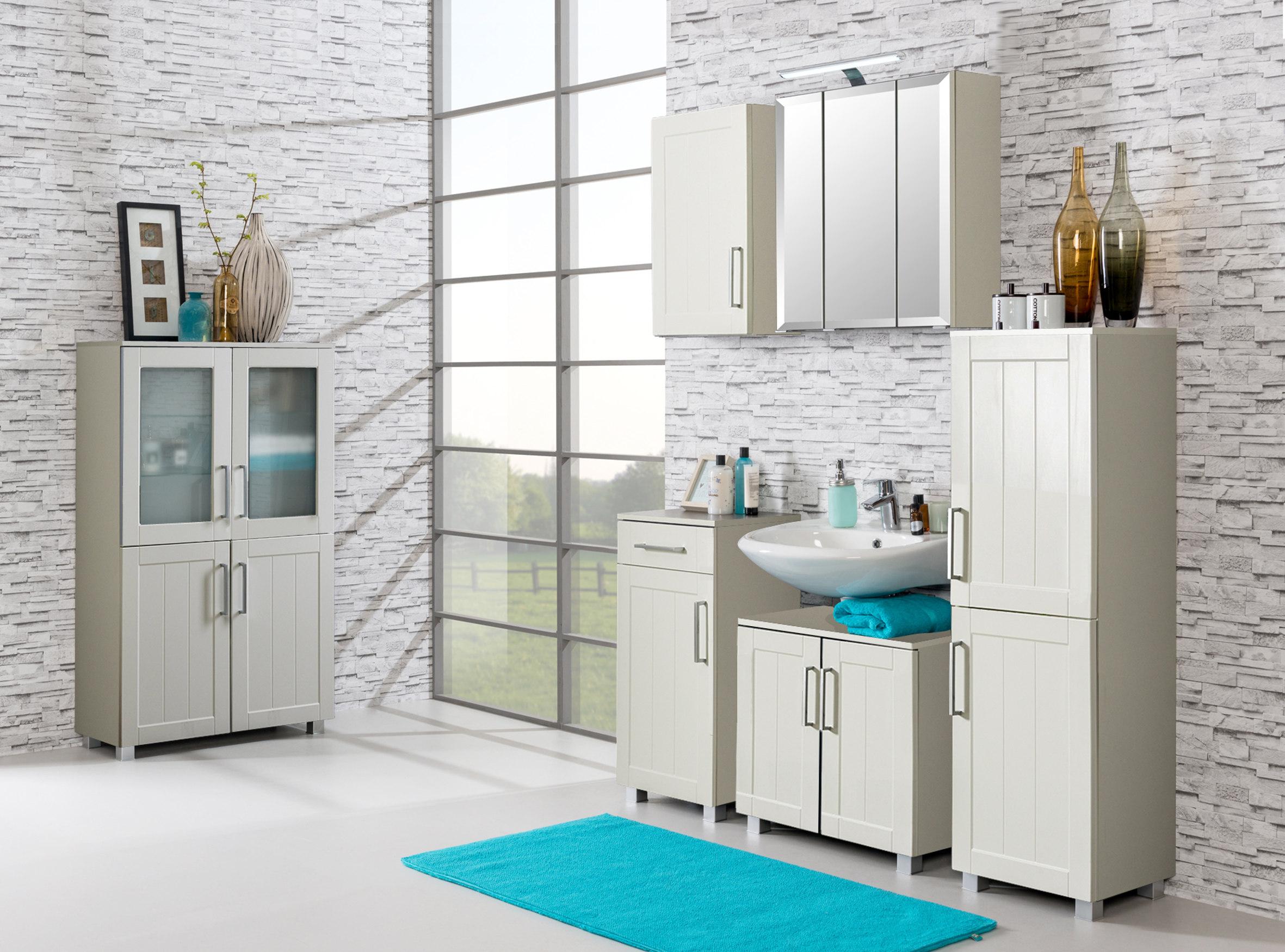 badm bel set barolo 7 teilig 220 cm breit wei matt bad badm belsets. Black Bedroom Furniture Sets. Home Design Ideas