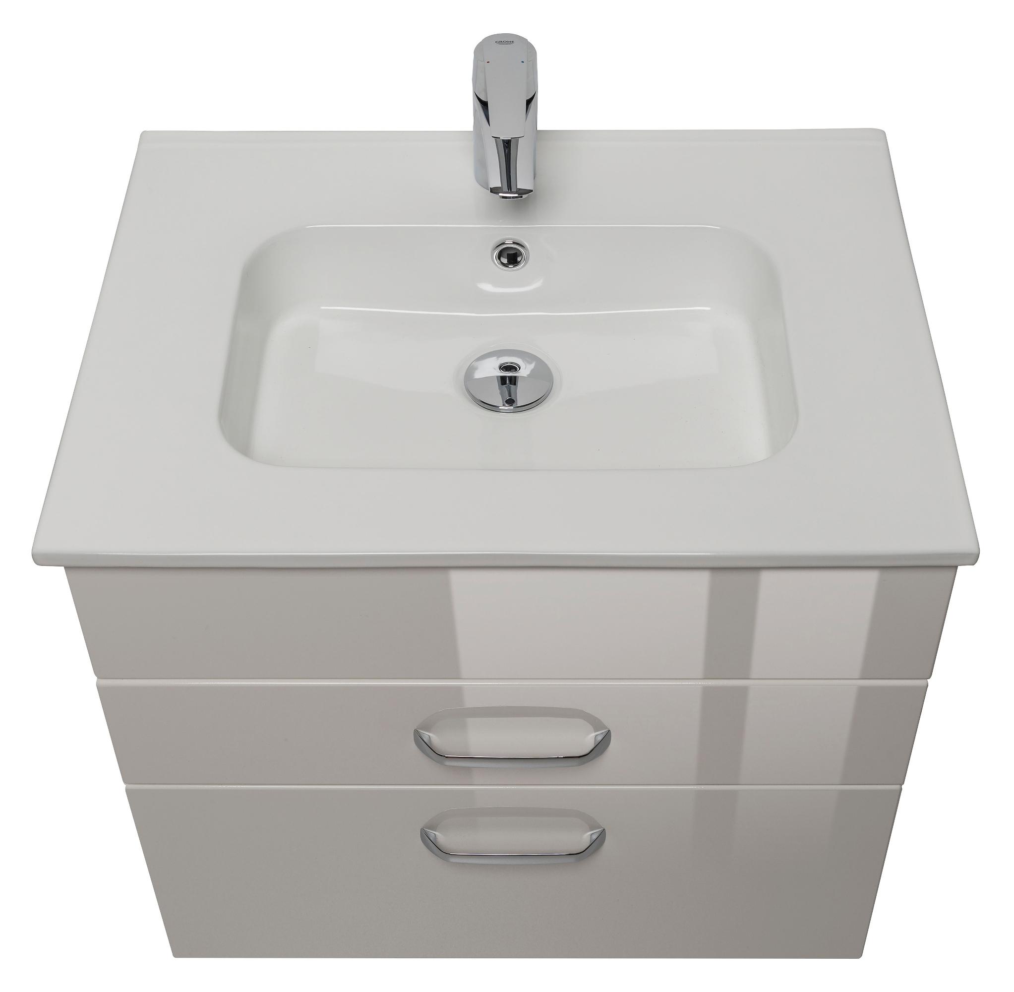 badm bel set fontana mit waschtisch 5 teilig 125 cm breit wei bad badm belsets. Black Bedroom Furniture Sets. Home Design Ideas