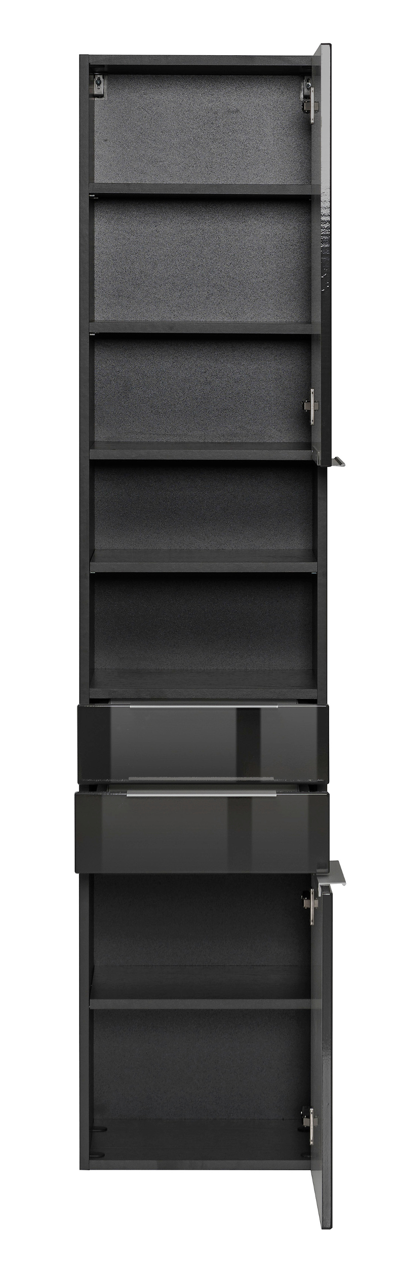 bad hochschrank ravello 2 t rig 2 schubk sten 40 cm. Black Bedroom Furniture Sets. Home Design Ideas