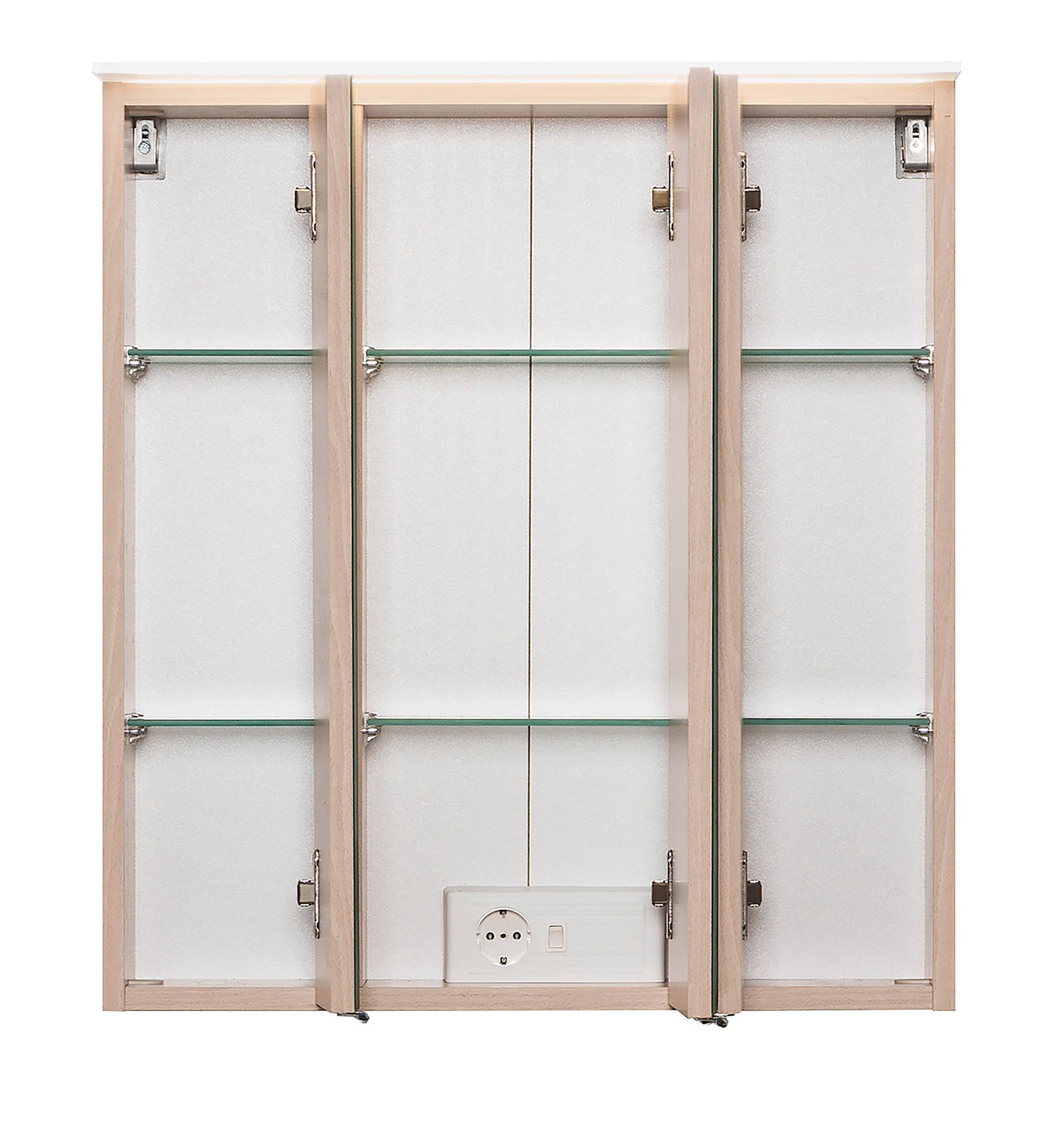 badm bel set ravello mit keramikbecken 4 teilig 60 cm breit buche bad badm belsets. Black Bedroom Furniture Sets. Home Design Ideas