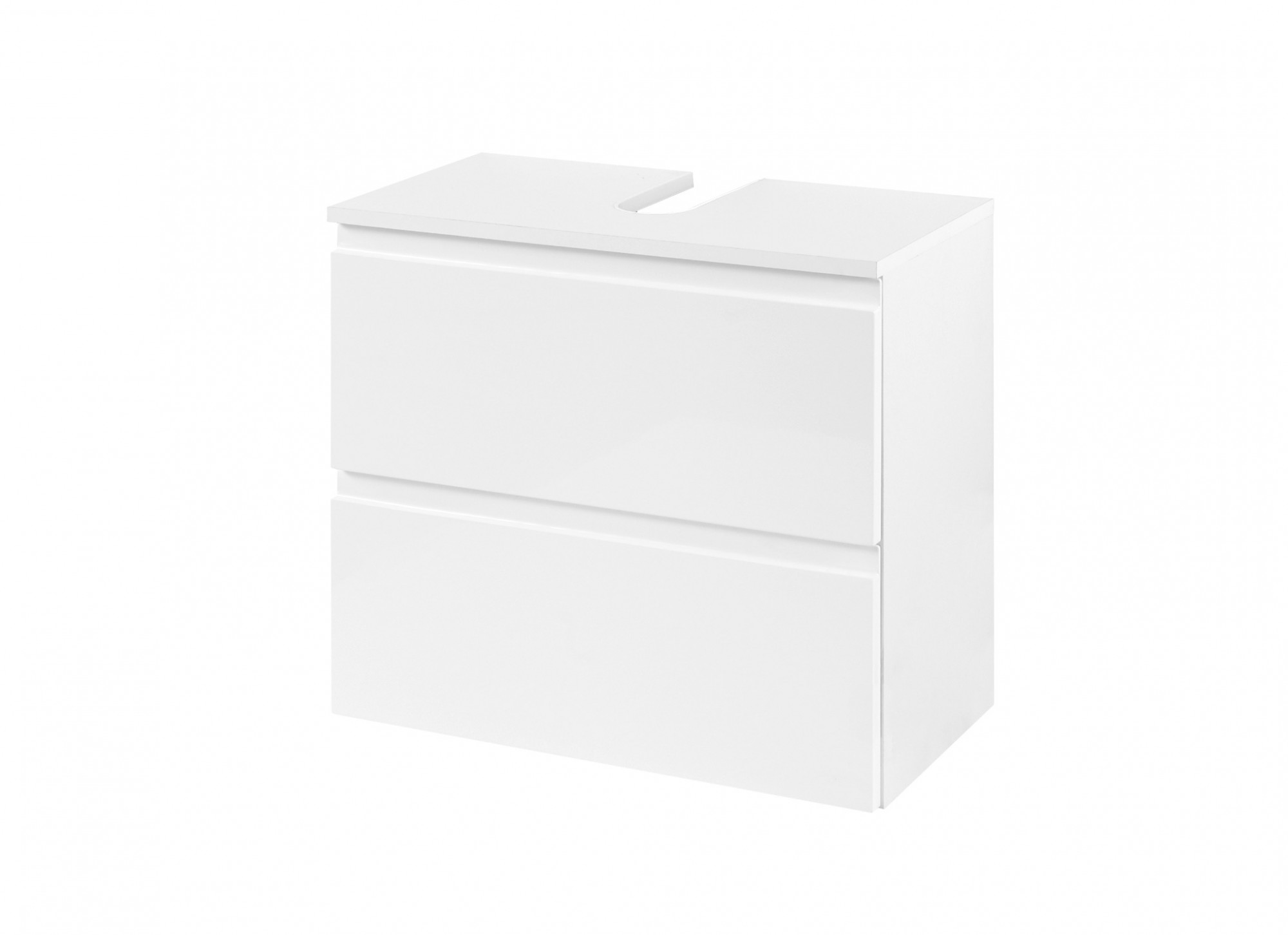 waschbeckenunterschrank cardiff waschtisch unterschrank badschrank 60 cm weiss ebay. Black Bedroom Furniture Sets. Home Design Ideas
