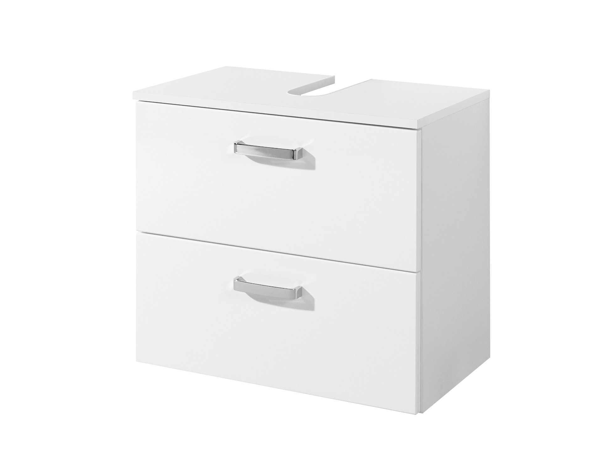 waschbeckenunterschrank ancona waschtisch unterschrank badschrank 60 cm weiss ebay. Black Bedroom Furniture Sets. Home Design Ideas