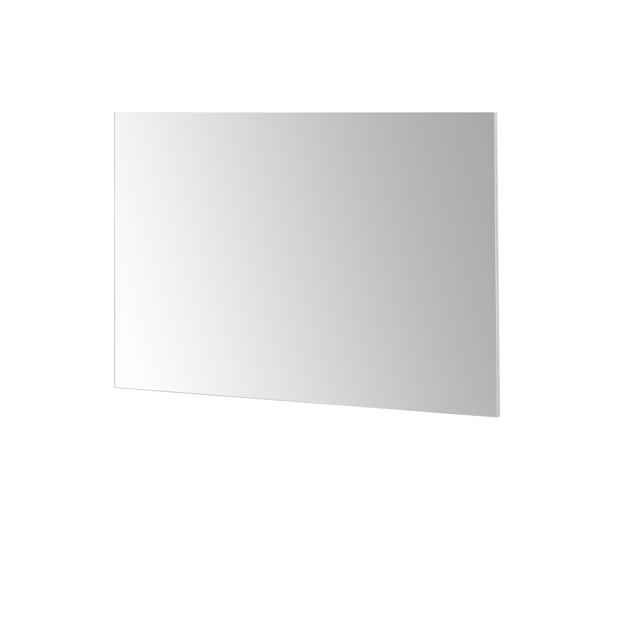 spiegel mia 85 x 60 cm vollfl chig verspiegelt beton grau wohnen spiegel. Black Bedroom Furniture Sets. Home Design Ideas