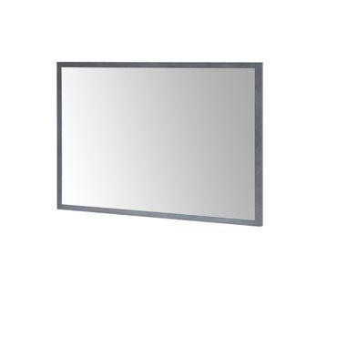 Spiegel MIA - 85 x 65 cm - Graphit-Grau