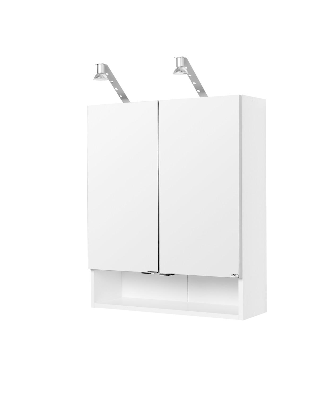 bad spiegelschrank arta 2 t rig 60 cm breit wei bad spiegelschr nke. Black Bedroom Furniture Sets. Home Design Ideas
