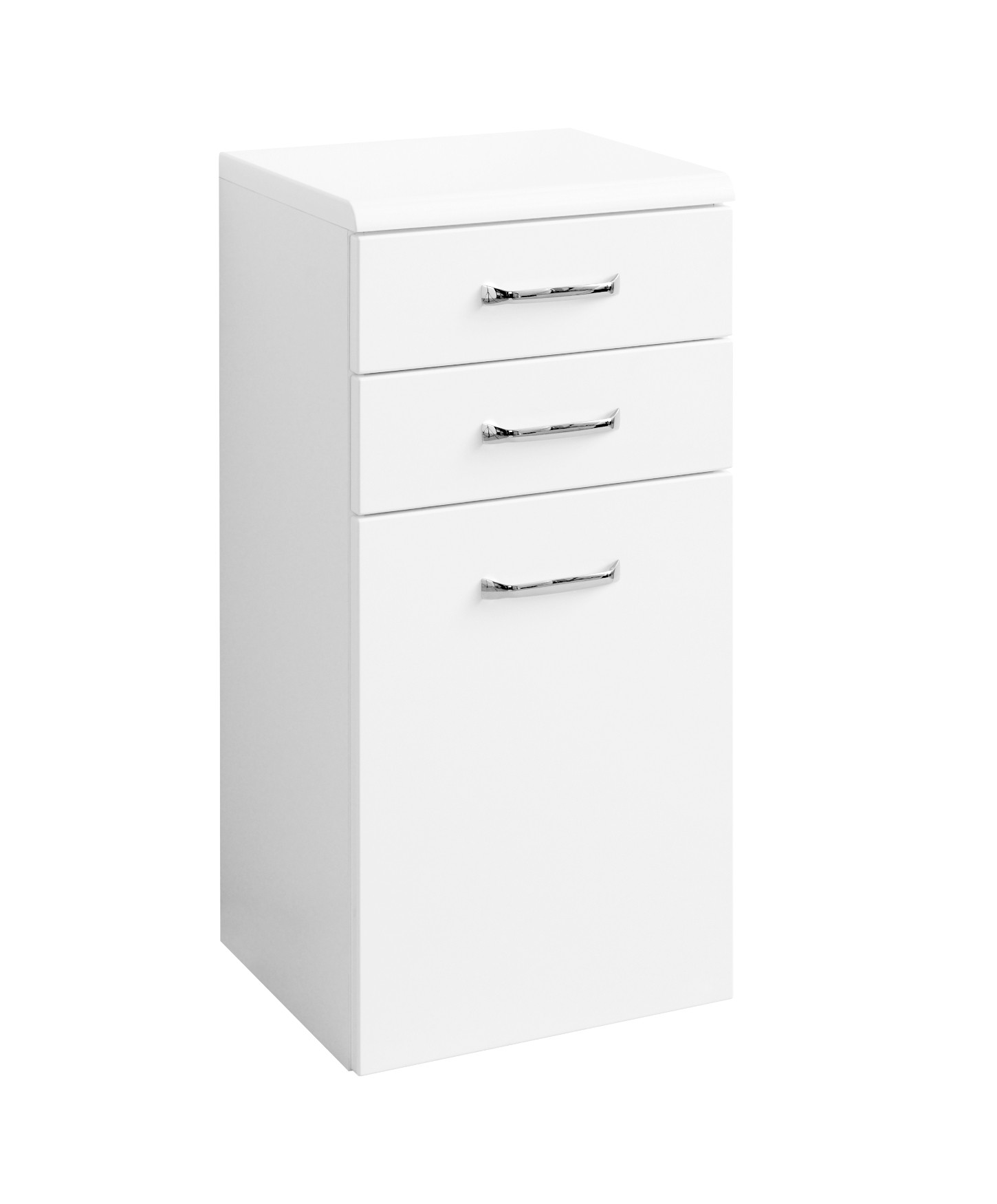 badezimmer bad unterschrank fontana badm bel badschrank 40 cm weiss ebay. Black Bedroom Furniture Sets. Home Design Ideas