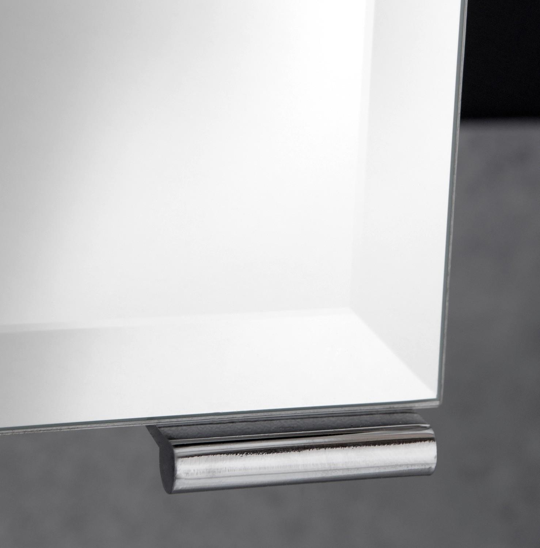 badm bel set bubble waschtisch mit becken und spiegelschrank 80 cm weiss ebay. Black Bedroom Furniture Sets. Home Design Ideas