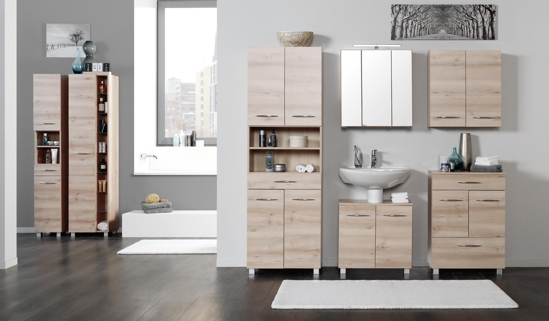badm bel set portofino 8 teilig 255 cm breit buche iconic bad badm belsets. Black Bedroom Furniture Sets. Home Design Ideas