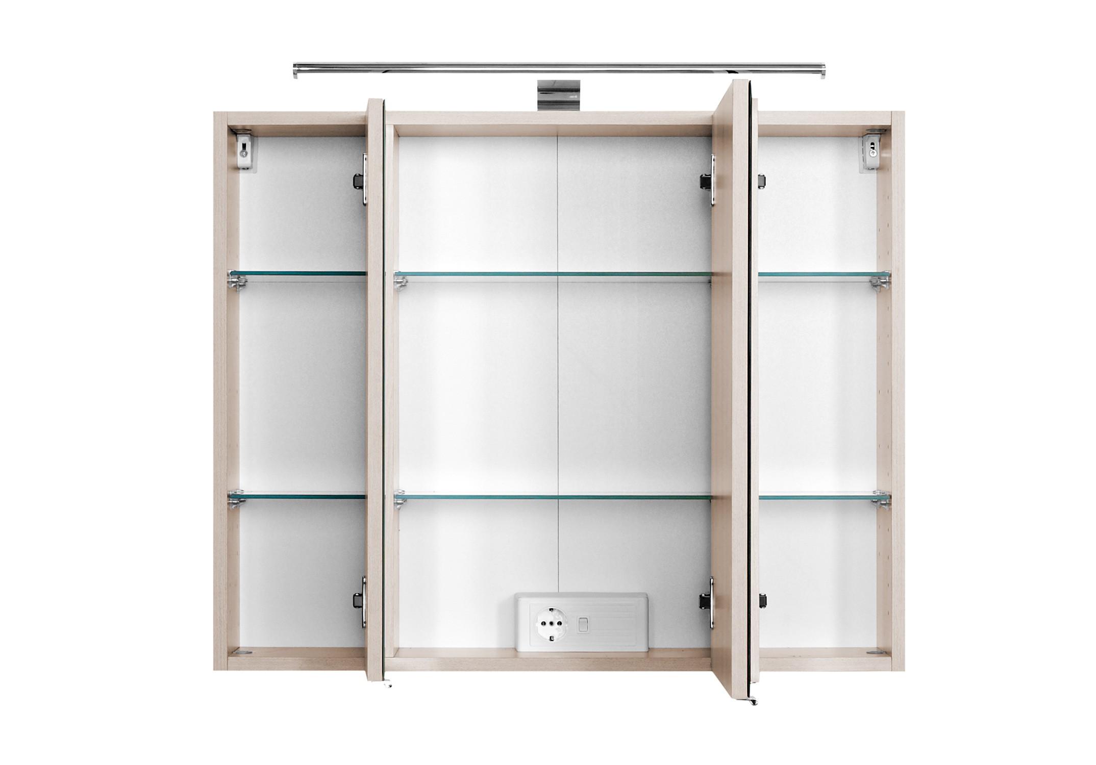 badm bel set belluno mit waschtisch 7 teilig 160 cm breit buche iconic mit. Black Bedroom Furniture Sets. Home Design Ideas