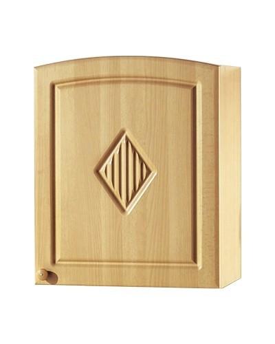 k chen h ngeschrank raute 1 t rig 50 cm breit buche k che k chen h ngeschr nke. Black Bedroom Furniture Sets. Home Design Ideas
