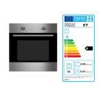 Küchenzeile MÜNCHEN - Vario 4 - Küche mit E-Geräten - Breite 370 cm - Hochglanz Weiß