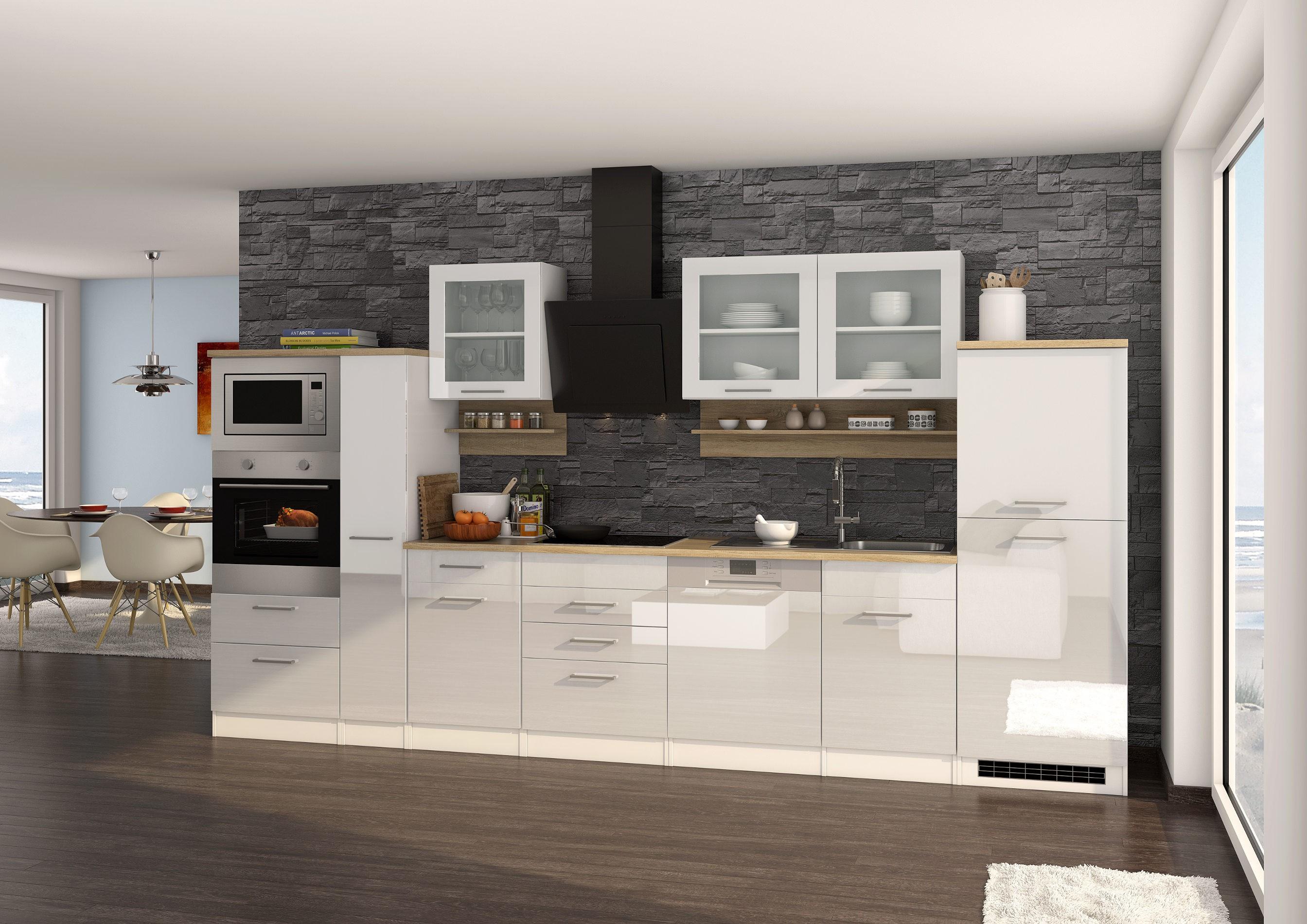 k chen herdumbauschrank m nchen 60 cm breit hochglanz wei k che k chen unterschr nke. Black Bedroom Furniture Sets. Home Design Ideas