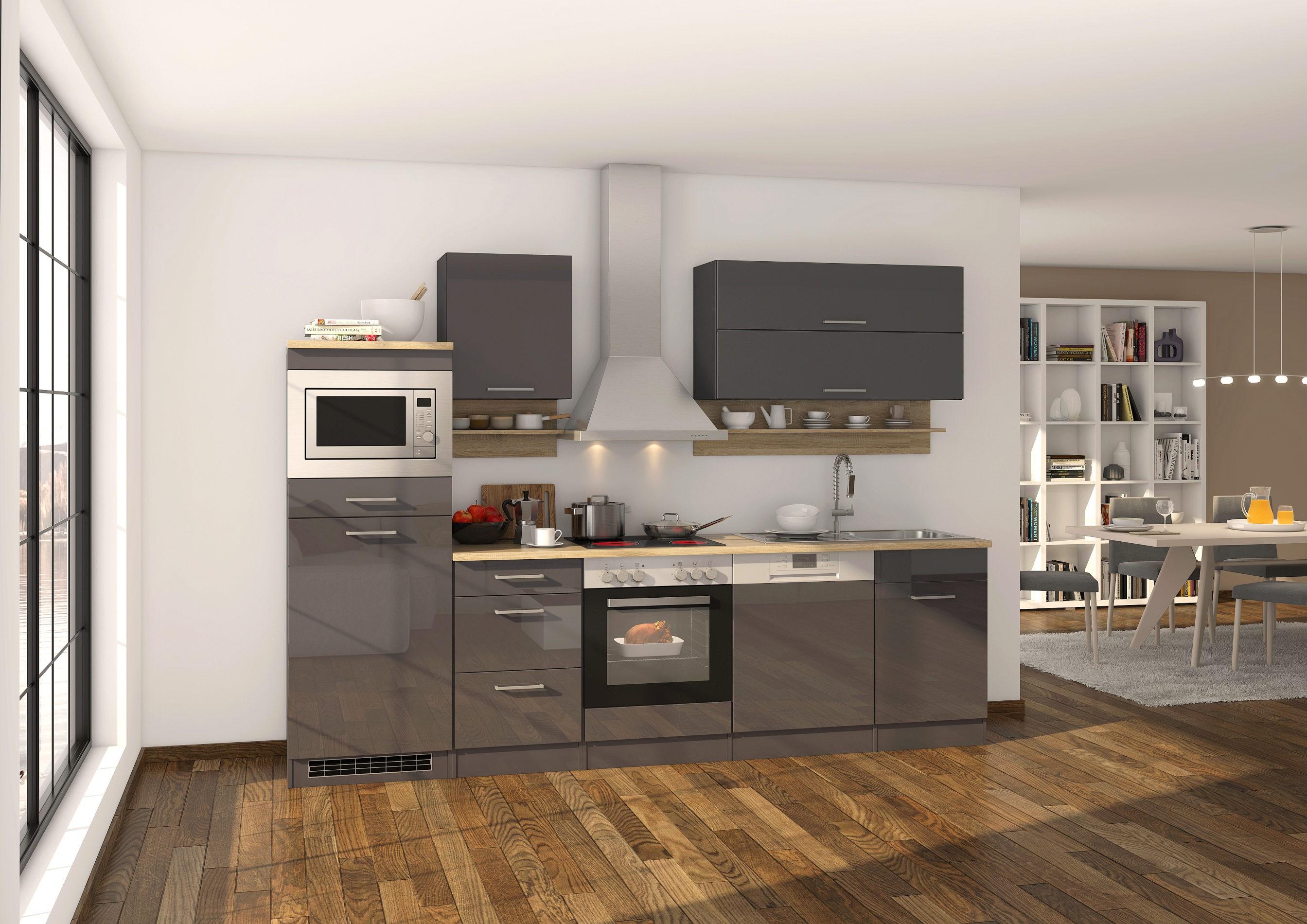 k chen h ngeschrank m nchen 2 klappen 110 cm breit. Black Bedroom Furniture Sets. Home Design Ideas