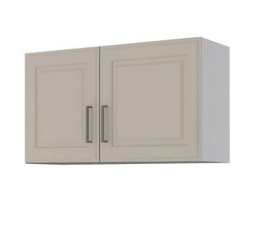 Küchen-Hängeschrank KÖLN - 2-türig - Breite 100 cm - Weiß