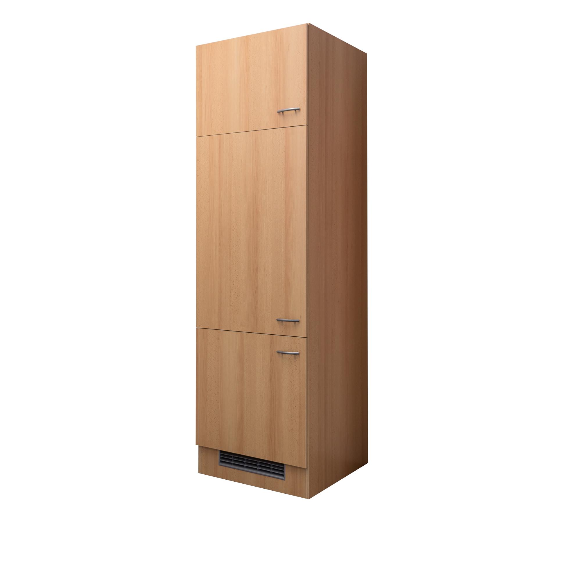 Kühlschrankumbauschrank NANO - inkl. Einbau-Kühlschrank ...