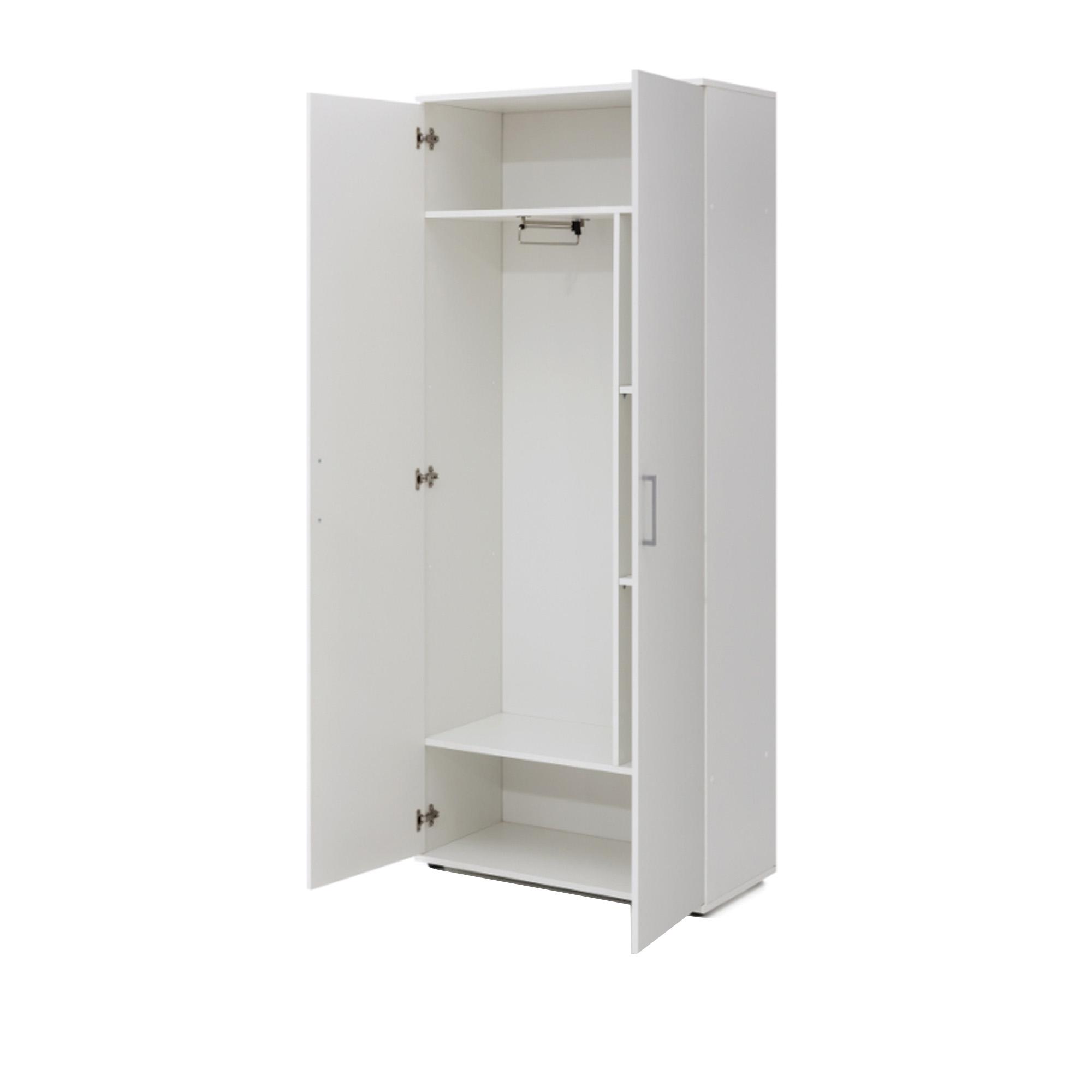 Garderobenschrank Ronny Mehrzweckschrank System 80 Cm Breit