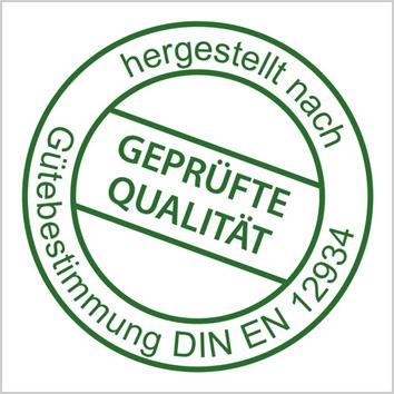 Zertifizierungen: GOTS, OEKO-TEX, kbA/kbT