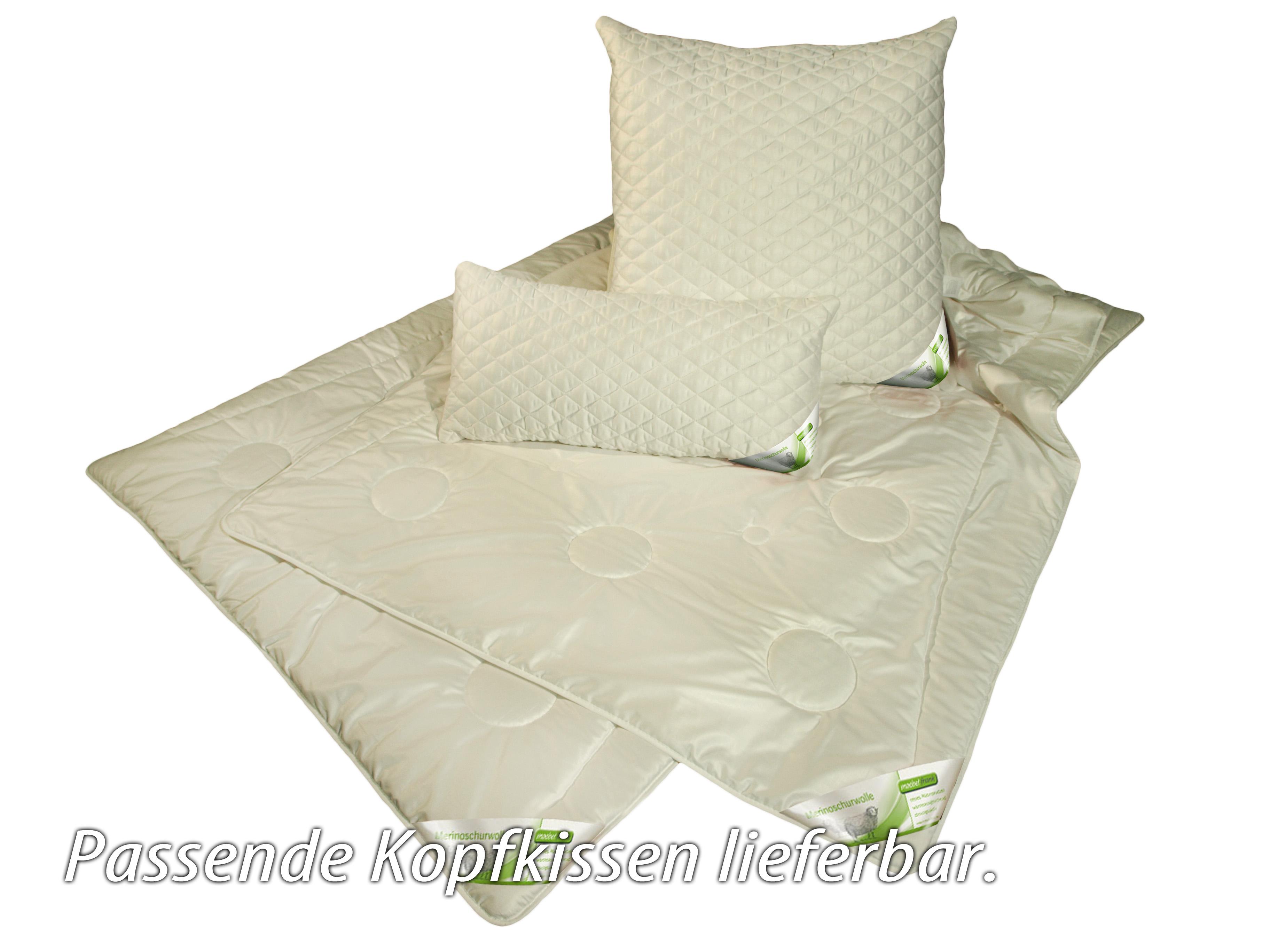 Details Zu Bettdecke Duo Ganzjahres Decke Merino Schaf Schurwolle Baumwolle Bett Melina