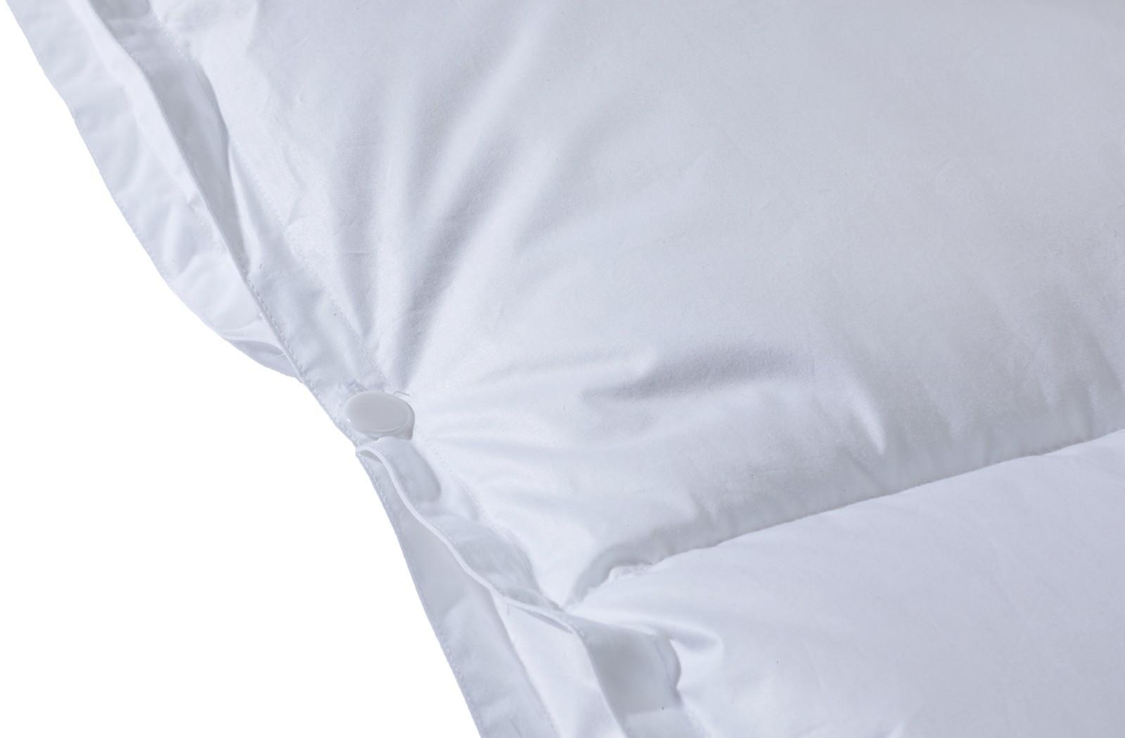 Bettdecke Vier-Jahreszeiten Daunendecke 100% Daune 155x220 Christina – Bild 3