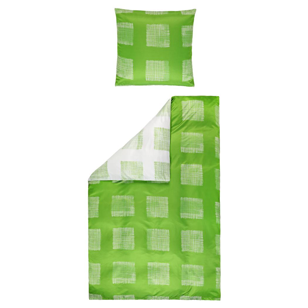 2 tlg. Bettwäsche 100% Polyester (Microfaser) Thino 135x200 + 80x80 cm – Bild 5
