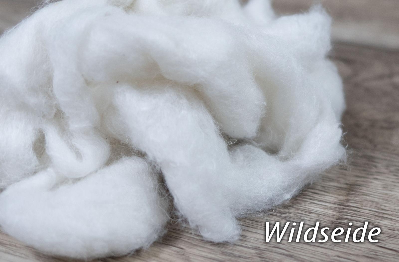 Bettdecke Wild-Seide kbA Bio Baumwolle ver. Größen Steppbett Natur Nika – Bild 6