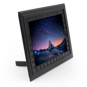 Versteckte Kamera in Bilderrahmen mit Bewegungserkennung, Endlosaufzeichnung, nichtglimmende integrierte Nachtsicht, Starlight Kamera, hohe Akkulaufzeit - Bild 3