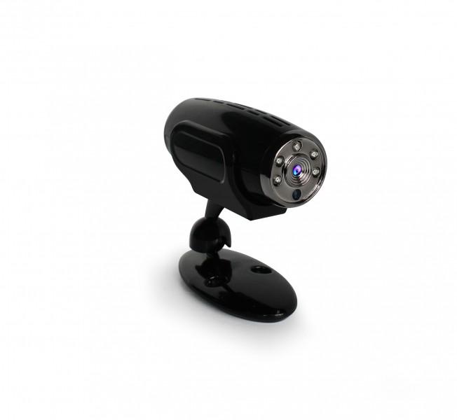 HD Mini WiFi W-LAN IP Kamera Überwachungskamera mit App Nachtsicht Push Alarm  – Bild 4
